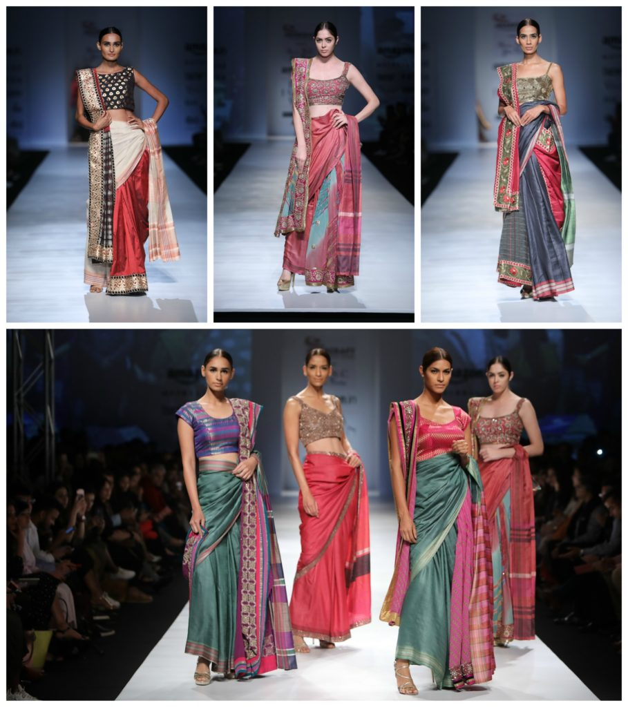 Shaina NC at Amazon India Fashion Week AW 2017