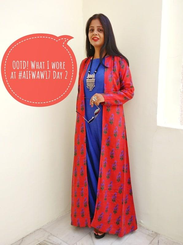 Amazon India Fashion Week Autumn Winter Lookbook