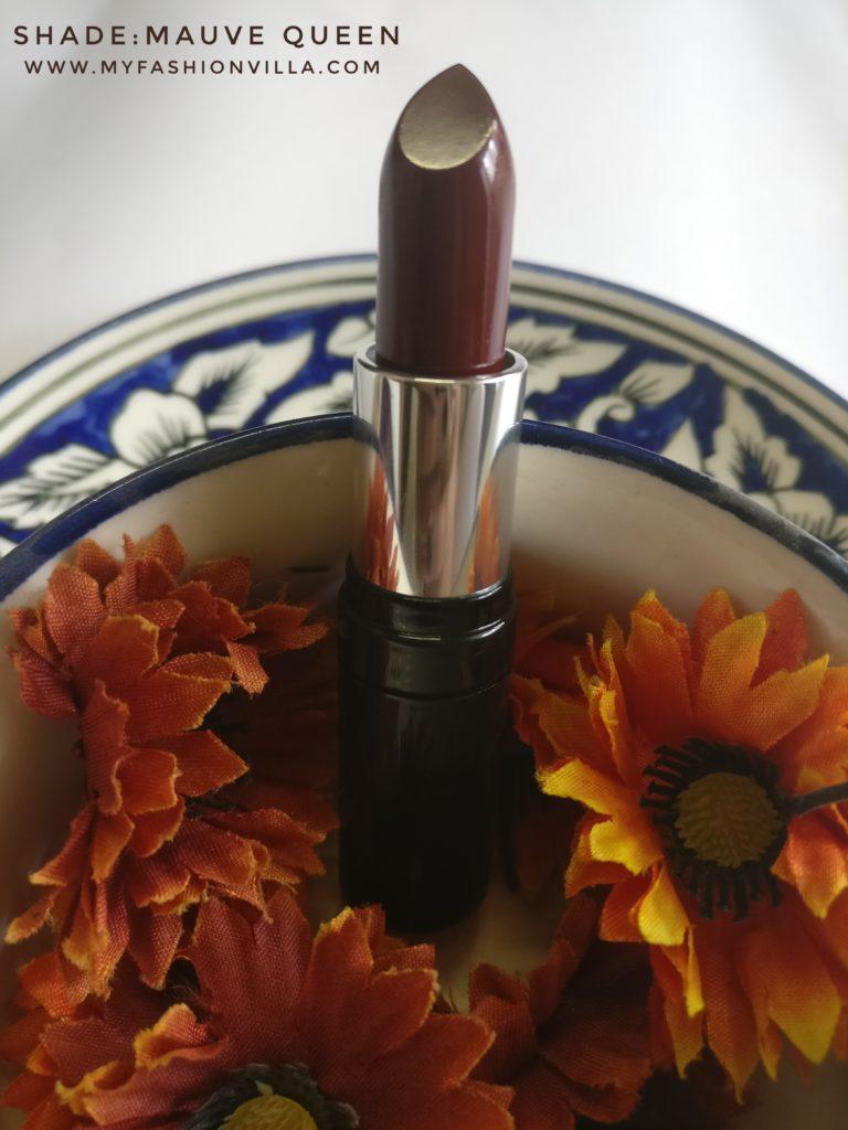Amway Attitude Lipstick Mauve Queen
