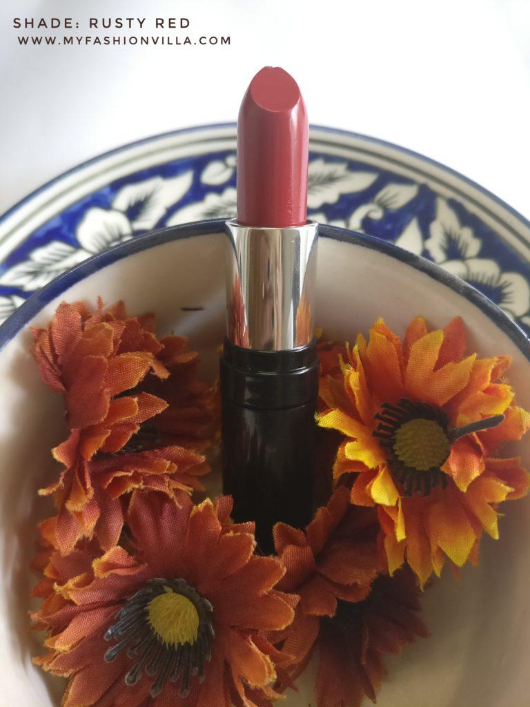 Amway Attitude Lipstick Rusty Red