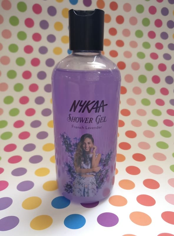 Nykaa Shower Gel French Lavender Review