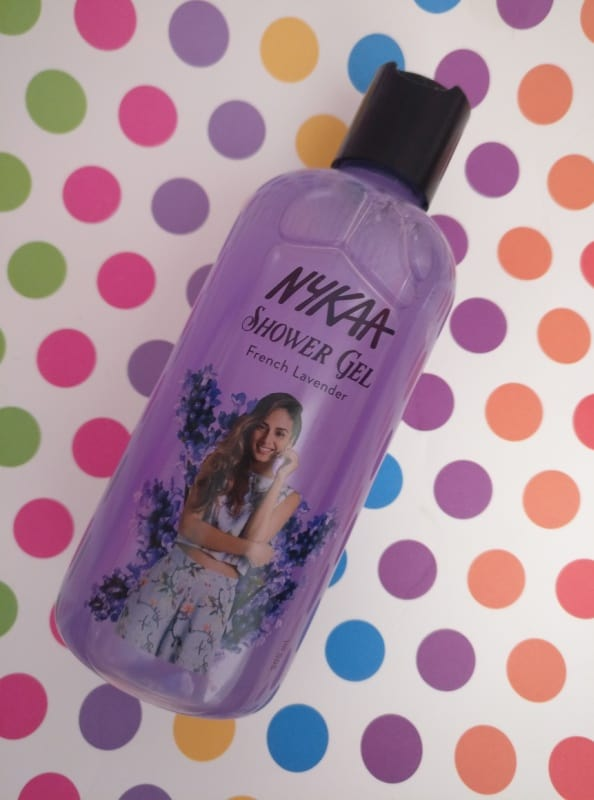 Nykaa Shower Gel French Lavender