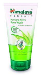 Himalya neem face wash