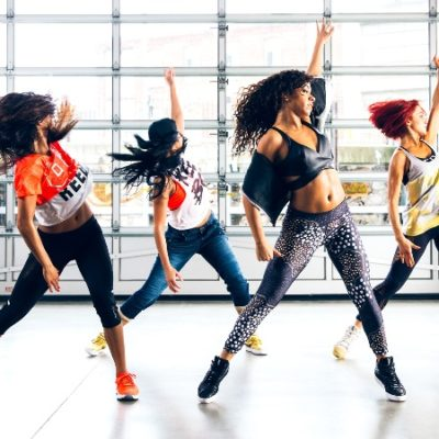 Reebok Celebrated World Dance Day by Organizing Afro-Latin Weekender at Delhi