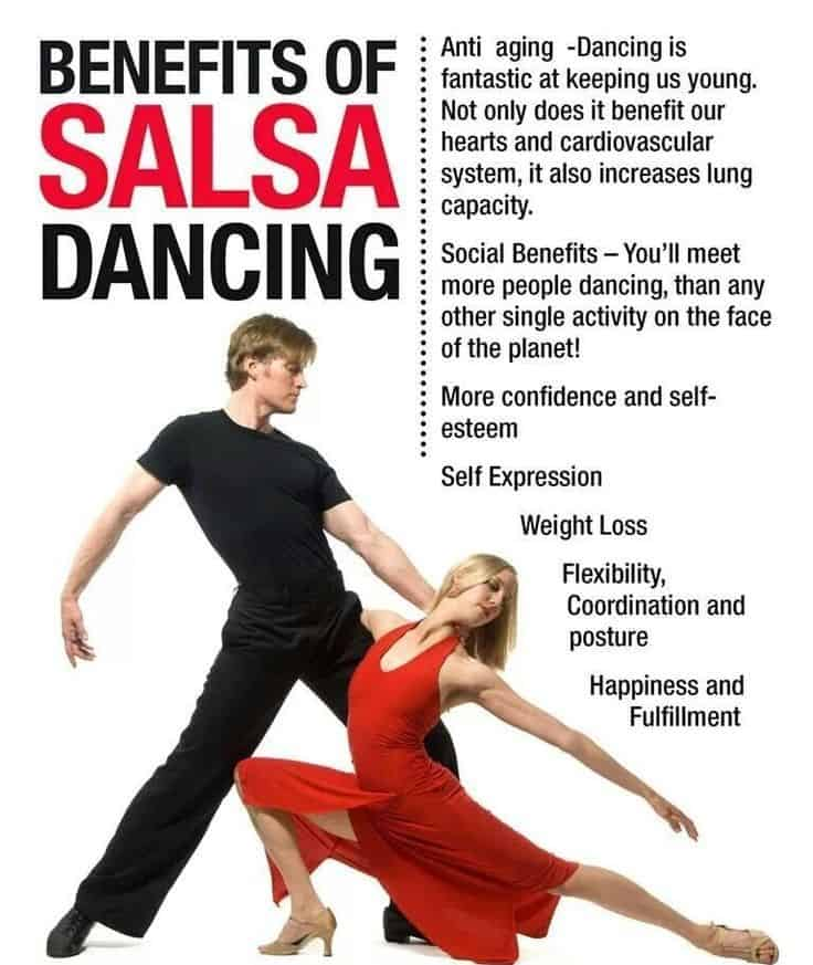 benefits of salsa design