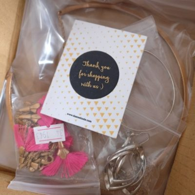 Shopping Haul from damselcode – Fashion Jewelry Portal