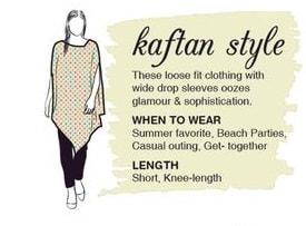kaftan style