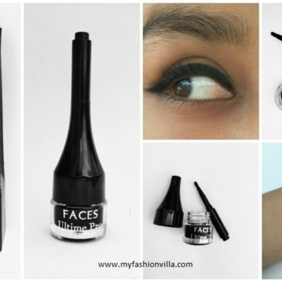Faces Ultime Pro Gel Liner Review