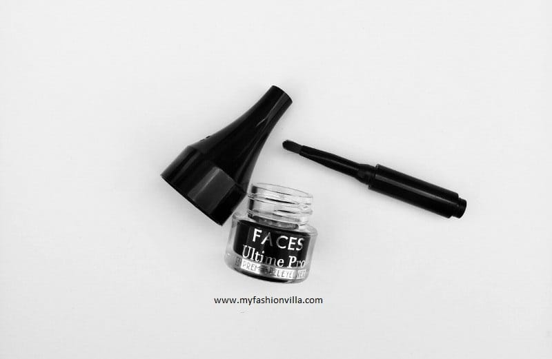 faces ultime pro Gel eyeliner