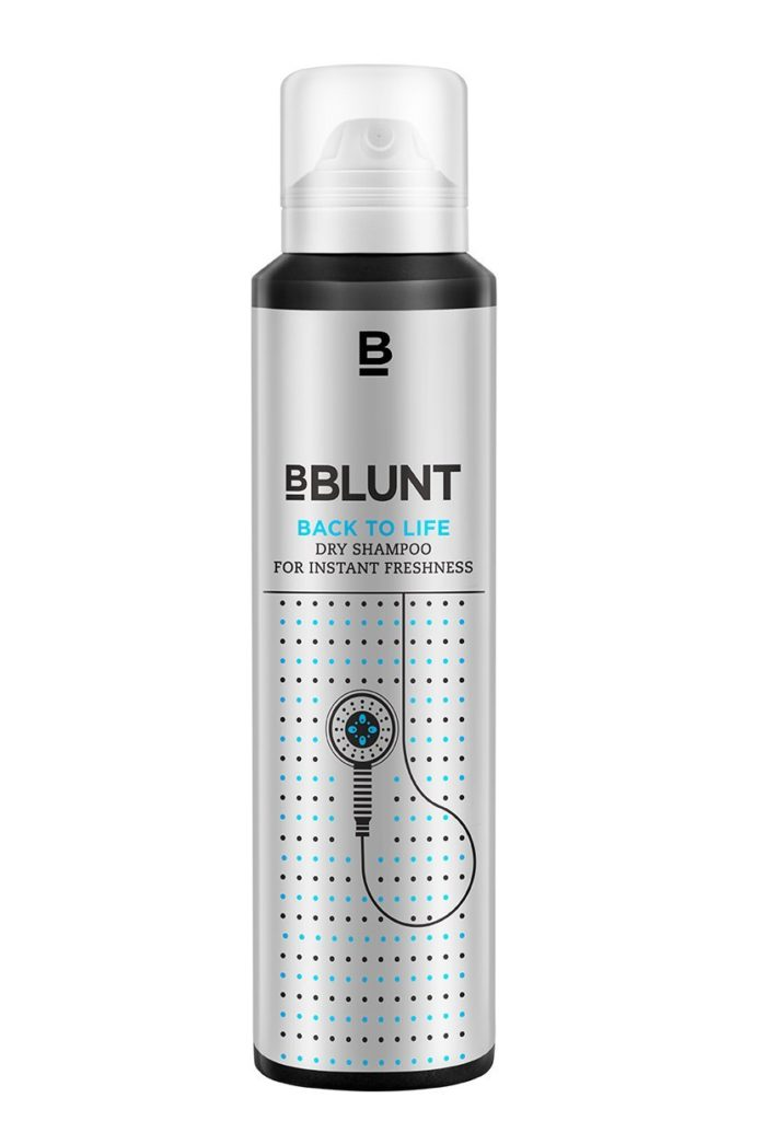 BBLUNT Back to Life Dry Shampoo