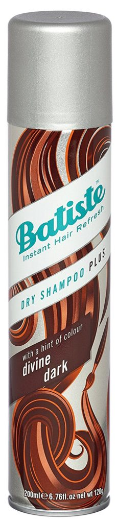 Batiste Dry Shampoo, Dark and Deep Brown