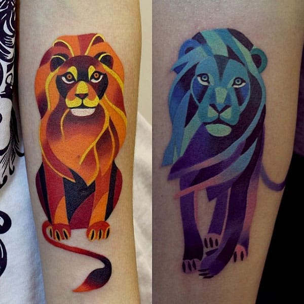 30 Best Couple Tattoo Design Ideas & Matching Tattoo