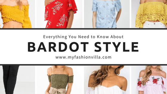 Everything You Need to Know About Bardot Style
