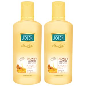 Jolen Honey & Almond Lotion