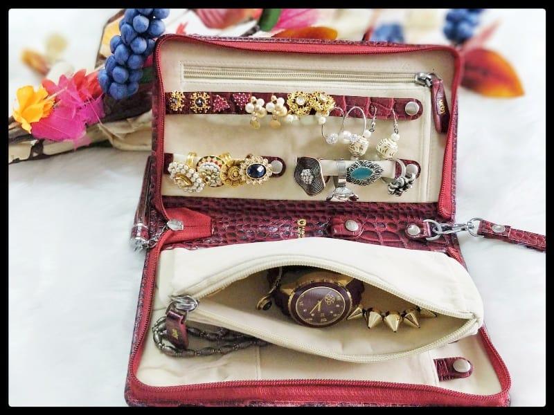 My Travel Jewellery Case Organizer