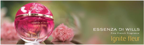 ITC Essenza Ignite Fleur Perfume