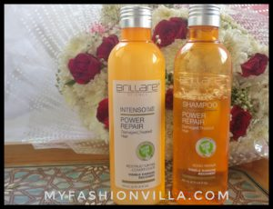 Brillare Science Power Repair Shampoo & Intenso Conditioner Review