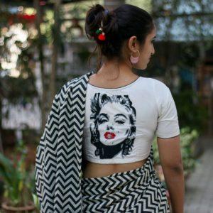 Parama Marilyn Monroe Blouses by lovetimri