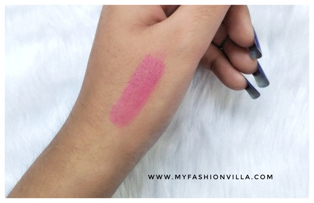 Colour Obsession Lipstick Magenta Mania Swatches