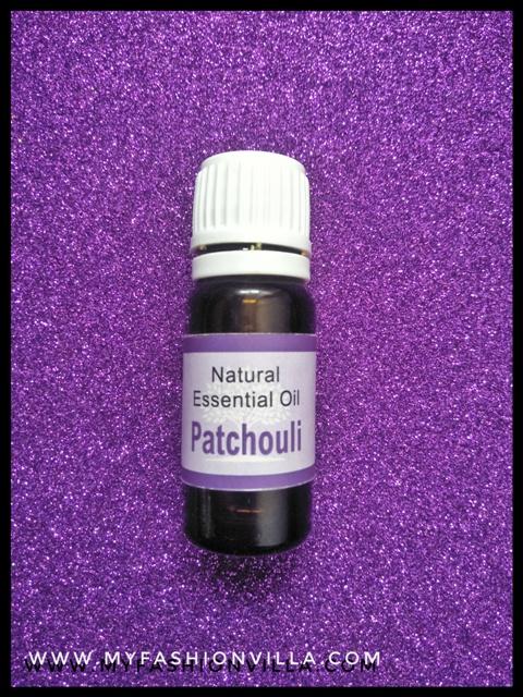 Patchouli Oil Benefits