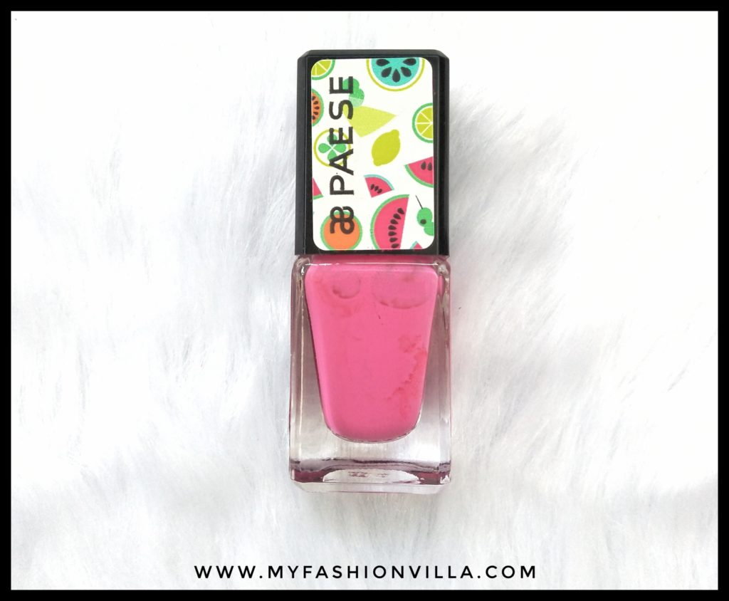 paese cosmetics nail polish Price & review