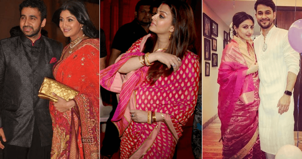 Tips On Wearing A Saree During Pregnancy