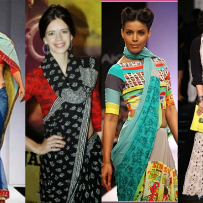 Pick up Designer Sarees for Trendy Yet Sassy Look