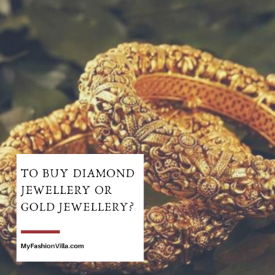 In Dilemma Always, To Buy Diamond Jewellery or Gold Jewellery?