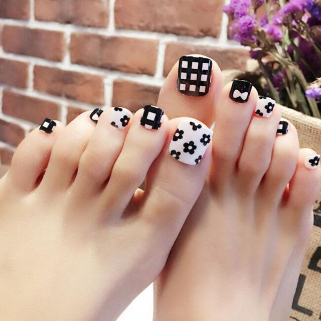 stamp nail art