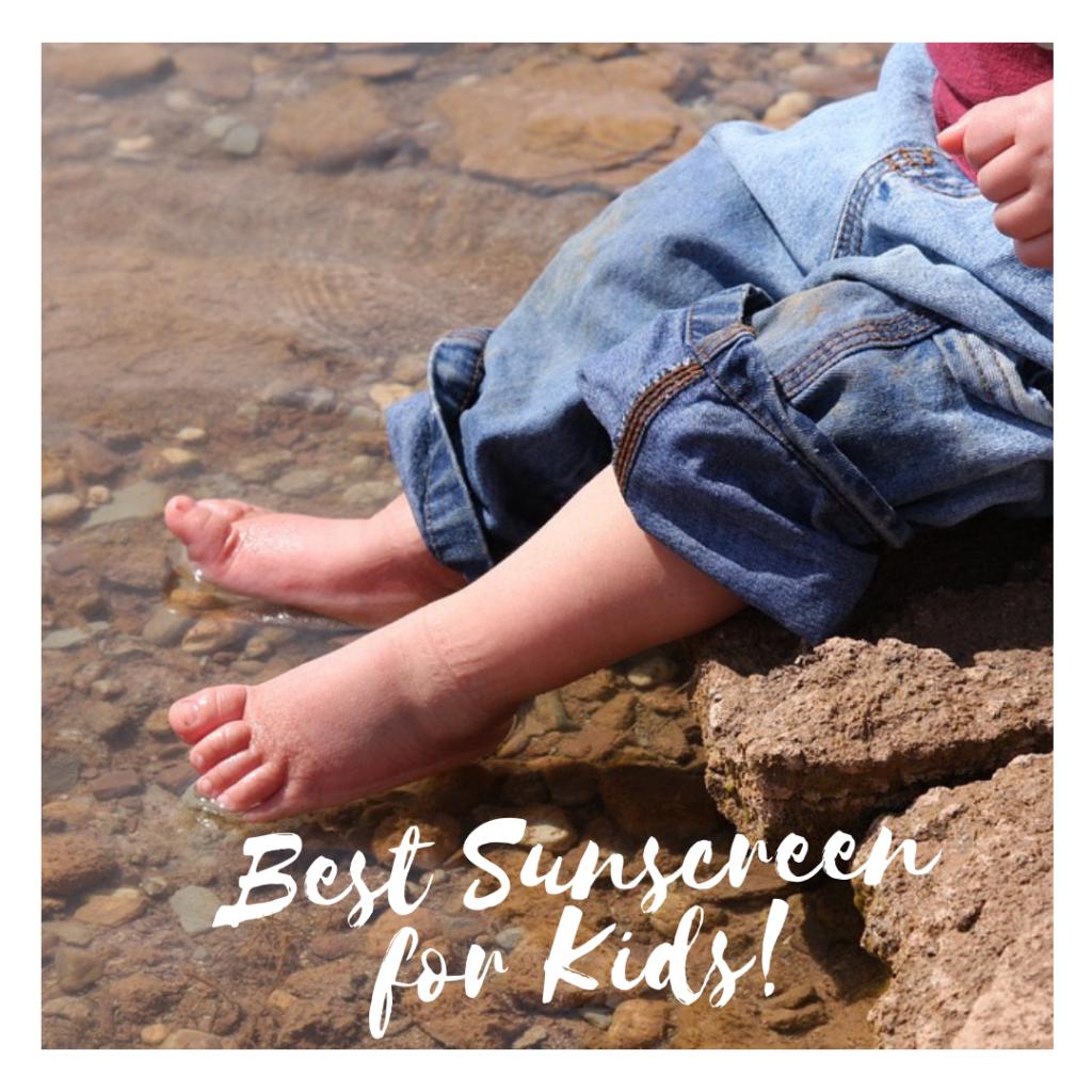 Sunscreens (SPF) For Kids