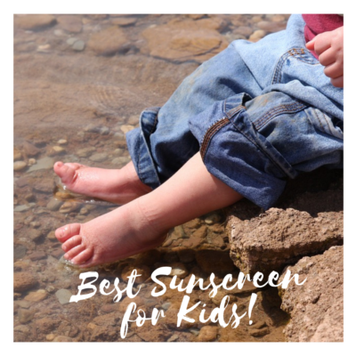 Sunscreens (SPF) For Kids
