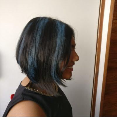 Temporary-Hair-Highlighting